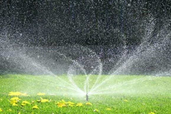 Watering Restrictions in Effect  – May 15-Oct 15