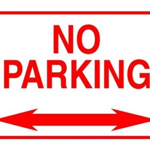 Anmore Parking Regulations & Enforcement