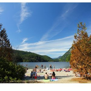 News Release: How to Have a Great Day at Buntzen Lake