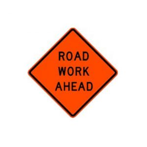 Road Work – Single Alternating Traffic July 24 – July 28