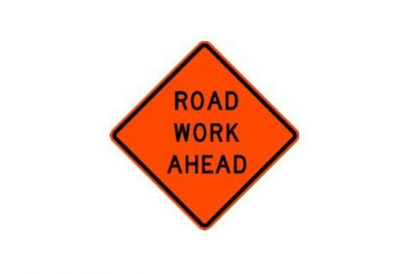 Road Work – Single Alternating Traffic July 24 – July 28