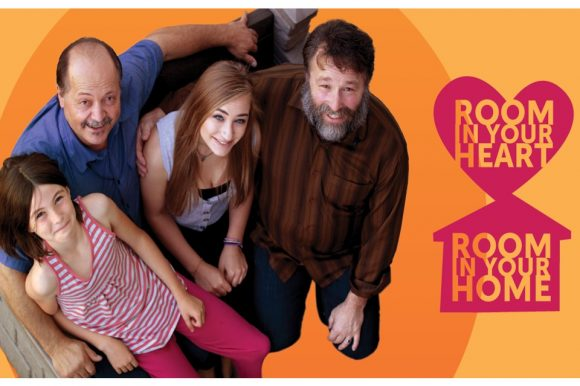 October is Foster Family Month