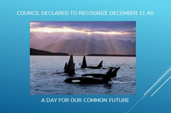 A Day for Our Common Future – December 11