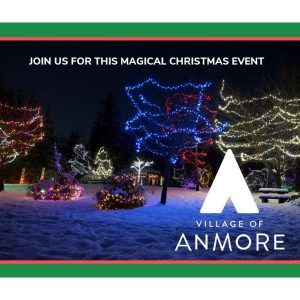 Light up Spirit Park Event – Sunday, December 3 at 5pm