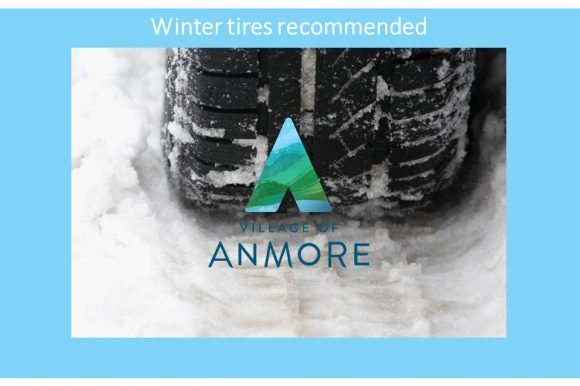 Winter Tires recommended