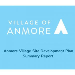 Anmore Village Centre – Site Development Plan Summary Report