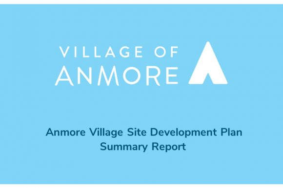 Anmore Village Centre – Site Development Plan Summary Report
