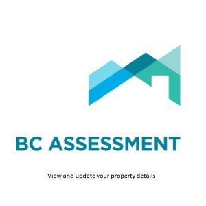 2018 BC PROPERTY ASSESSMENT NOTICES IN THE MAIL