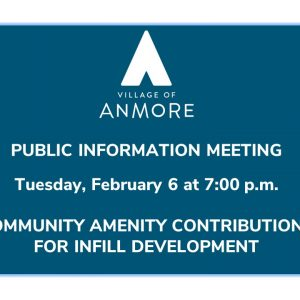 Community Amenity Contributions for Infill Development – Public Information Meeting