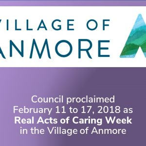 Real Acts of Caring Week – February 11 to 17, 2018