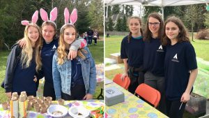 2018 Easter Egg Hunt Community Volunteers