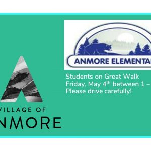 Anmore Elementary Students on Great Walk ~ Friday, May 4 (1-3pm)