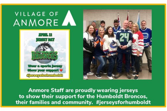 Jersey Day for Humboldt – April 12 #jerseysforhumboldt