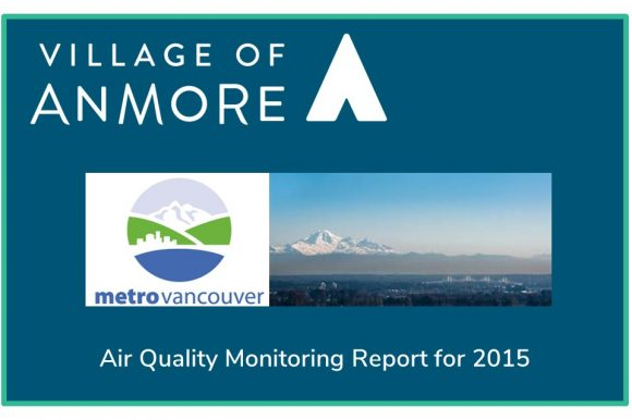 Metro Vancouver Air Quality Monitoring Report for 2015