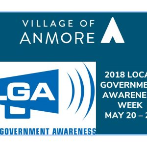 2018 Local Government Awareness Week May 20 – 26