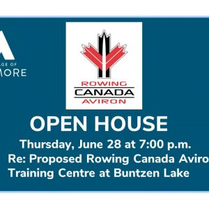 Rowing Canada Aviron Open House Thursday, June 28 at 7pm