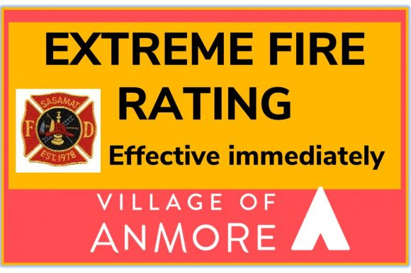Extreme Fire Rating ~ In Effect