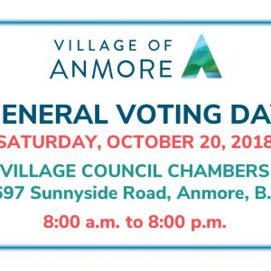 General Voting Day – Saturday, October 20