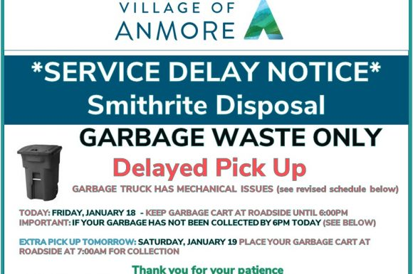 Garbage Waste Service Delay