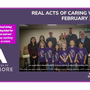 Real Acts of Caring Week