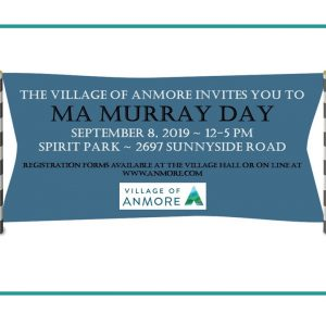 MA MURRAY DAY ~ ANNUAL COMMUNITY EVENT 12pm – 5pm