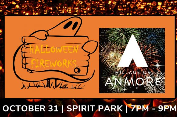 Halloween Event and Fireworks Display