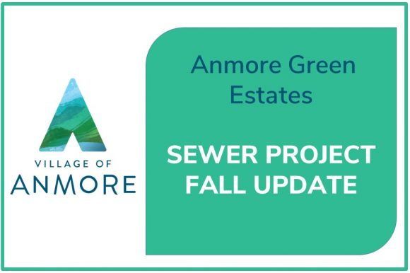 Anmore Green Estates Sewer Project Fall Update