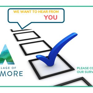 We Want to Hear From YOU! Please complete our survey