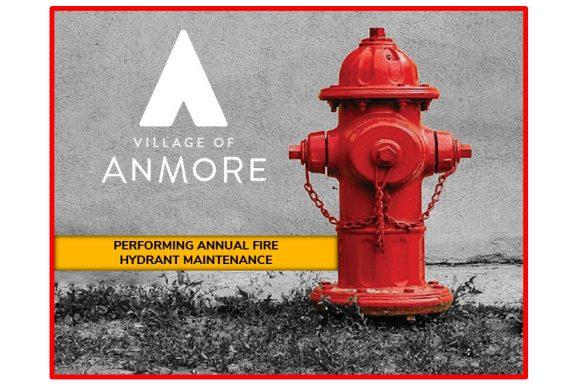 Annual Fire Hydrant Maintenance