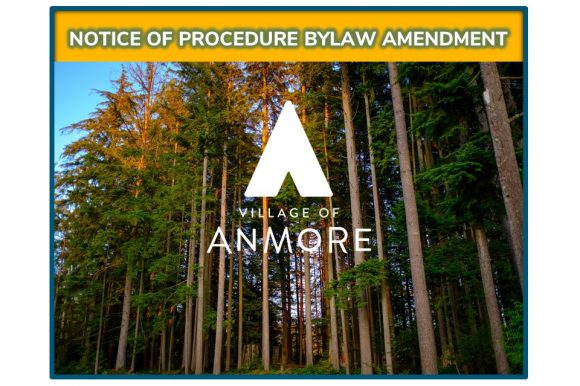 Notice of Procedure Bylaw Amendment