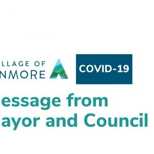 Message from Mayor and Council Covid-19