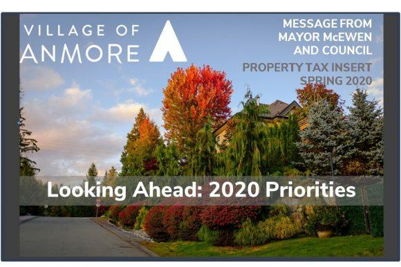 Looking Ahead: 2020 Priorities