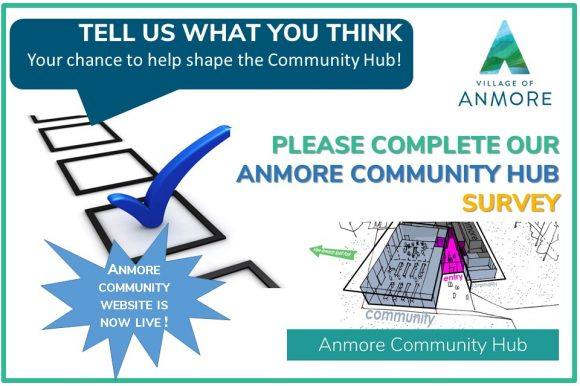 Anmore Community Hub Survey – Tell Us What You Think!