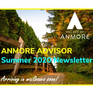 Anmore Advisor > Summer 2020 Newsletter