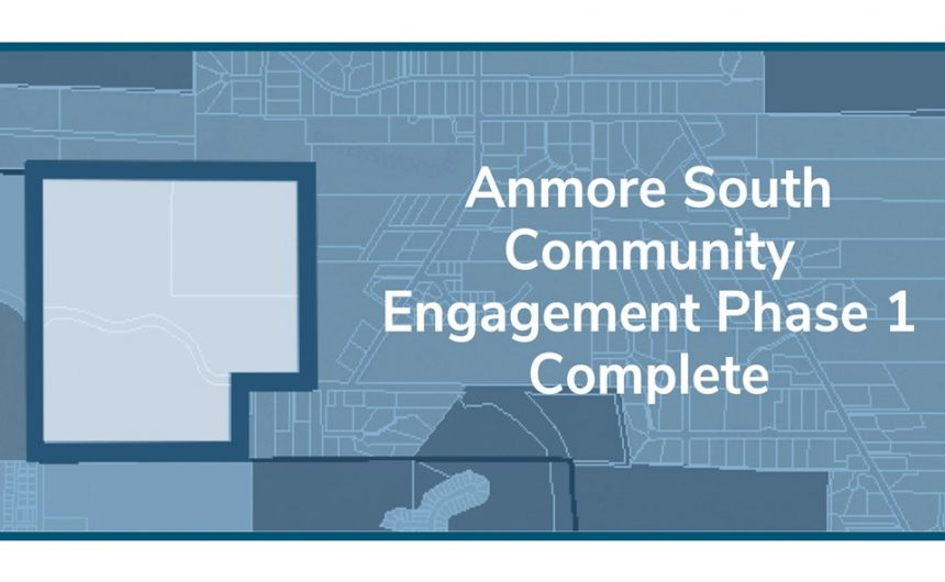 Anmore South Community Engagement Phase 1 Complete