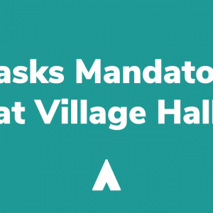 Mask mandate in public places
